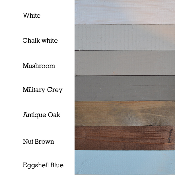 Colour-range