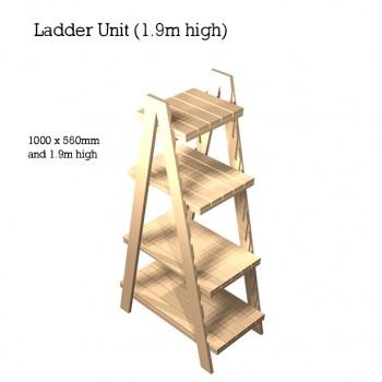 Ladder-unit