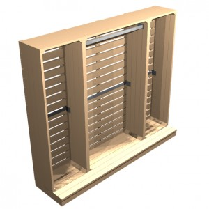clothes003-Wall-crates-2520-&-2200mm-high