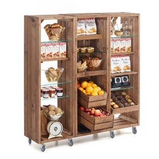 Mobile-bakery-display