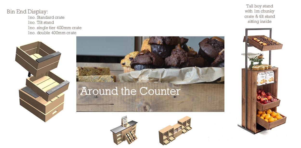 Around-the-counter