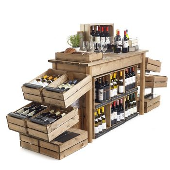 Wi007-Narrow-Wine-Promotional-Display