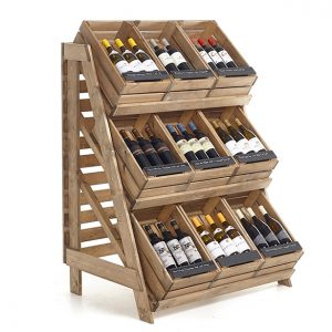 Wi014-1m-Multi-tier-wine-stand