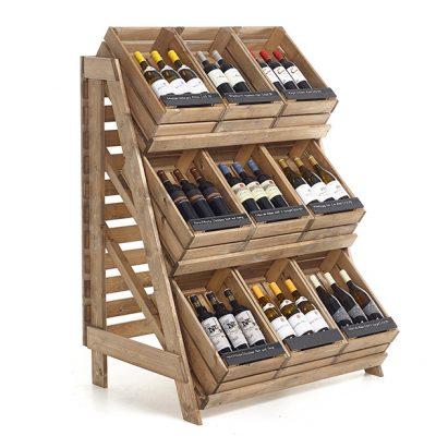 Wi014-1m-Multi-tier-wine-stand
