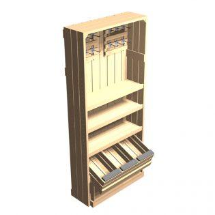 1m-full-height-crate-sloper-with-hook-racks