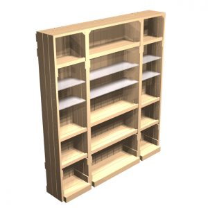 2m-shelving-combination