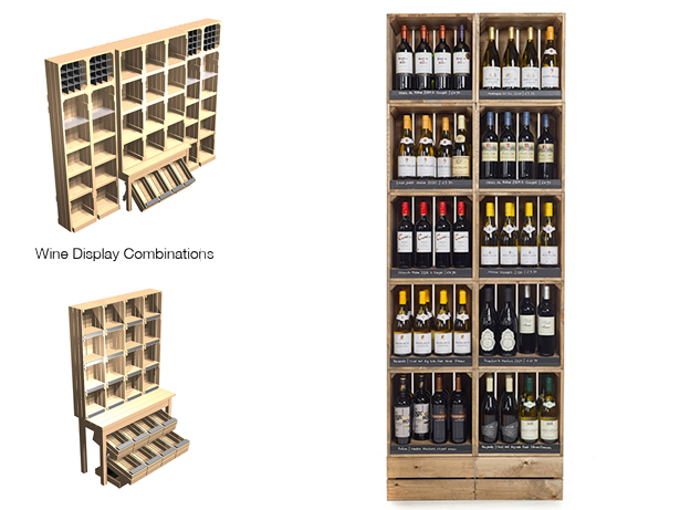Wine-shop-display