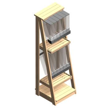 Gravity-Bin-Frame-WD061a