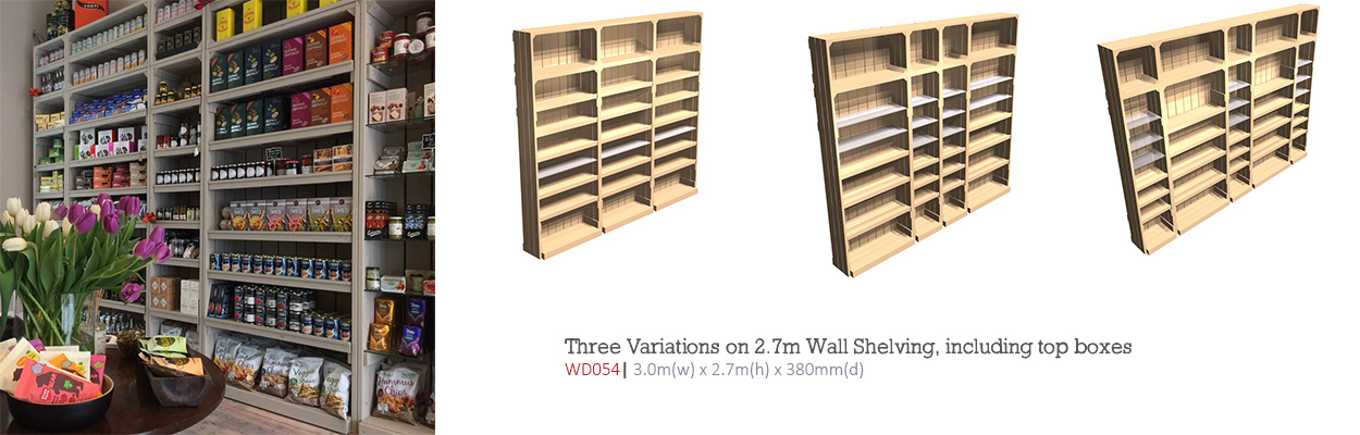 Variations-on-2700mm-wall-shelving-with-top-boxes