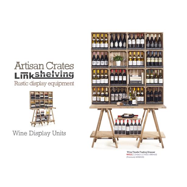 Artisan-Wine-Display-units