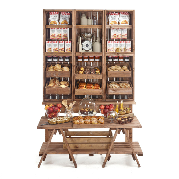 photo bakery cabinet