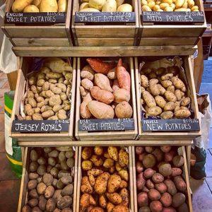 photo signage multi fruit