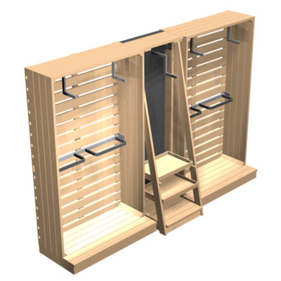 clothing-wall-units-with-Wall-A-frame