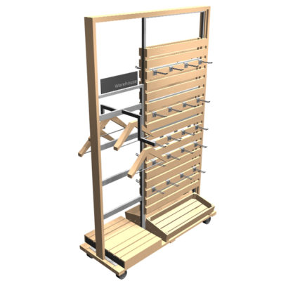 warehouse-Full-height-Tallboy-Mobile-clothing-with-accessories