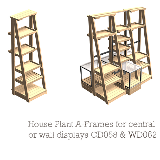 Houseplant-A-frames-combinations