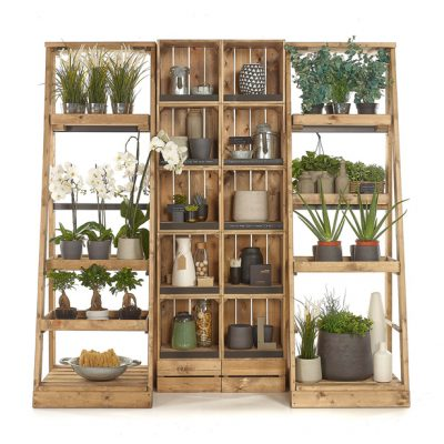 Warehouse--Stacking-Crates-Houseplant-Wall-Combo