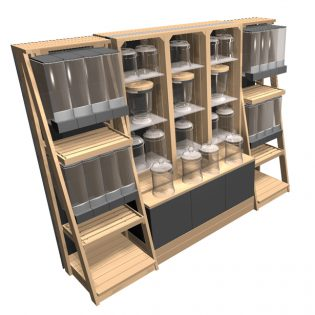 Dispensing-Wall-with-Jar-Cabinet