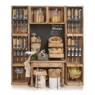 Gravity-dispensers-cabinet-blackboard1