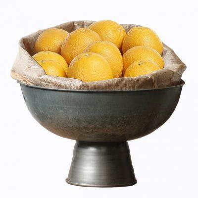Deep-bowl-cone-base-with-jute-bag-riser-oranges