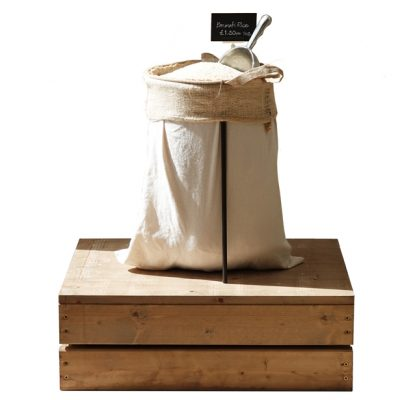 Sack-Stand-Cotton-with-Large-Jute-bag-20kg-Bulk