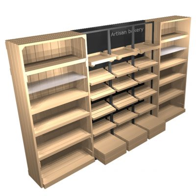 Tallboy-560mm-shelving-with-Full-height-Crates