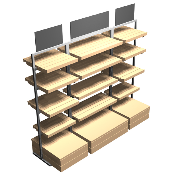 Tallboy-mid-height-Shelving-combination