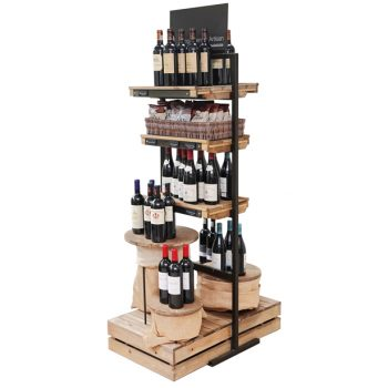 Tallboy-wine-island-with-sack-stands