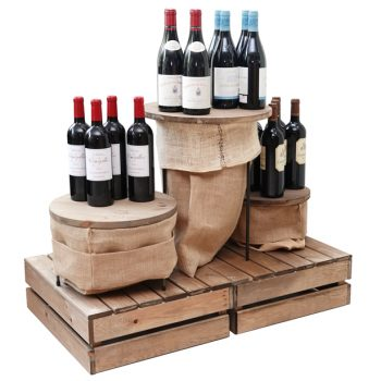 Wine-sack-stand-and-plinths