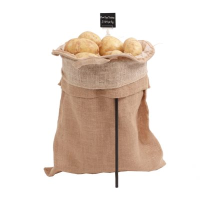 Sack-Stand-with-hessien-and-large-jute-bag