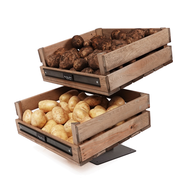 Tilt-stand-with-deep-open-crates-potoatoes