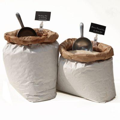 White-sacks