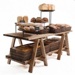 1500mm-trestle-table-600mm-high-Bakery