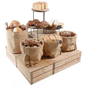 Bakery-plinths
