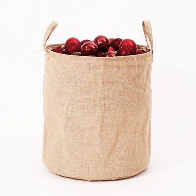 Christmas-Large-Jute-bag-with-false-base
