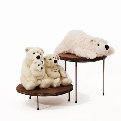 Christmas-sack-stands-open-with-soft-toys