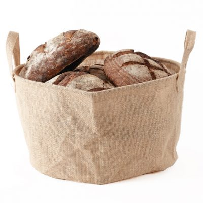 Jute-bag-with-handle-with-fause-base-Bakery