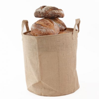 Large-Jute-bag-with-handles-with-fause-base-bakery-display