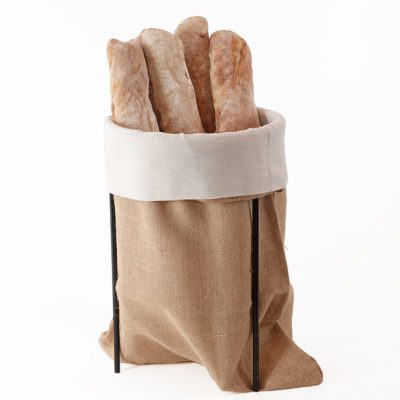 Sack-Stand-in-Hessian-and-cotton-with-fause-base-breadsticks