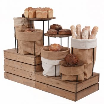 Sack-stand-on-Plinths-Bakery-display
