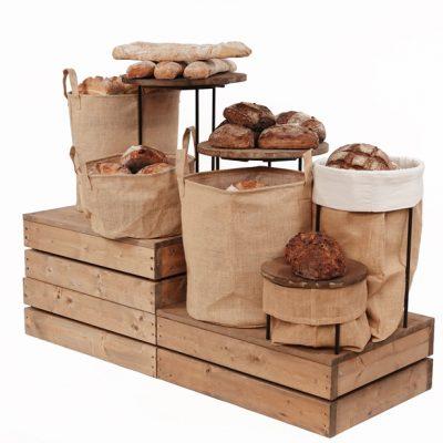 Sack-stand-on-Plinths-Bakery-display3