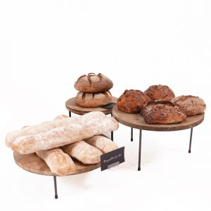 Set-of-open-sack-stands-with-wooden-lids-for-bakery-displays