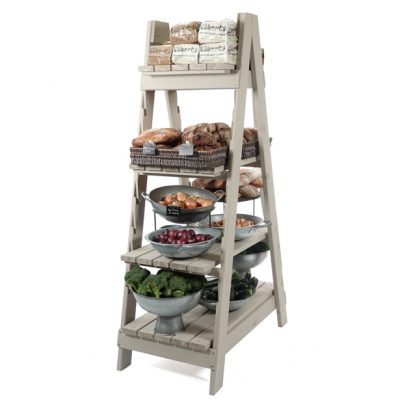 Ladder-with-metal-and-wicke