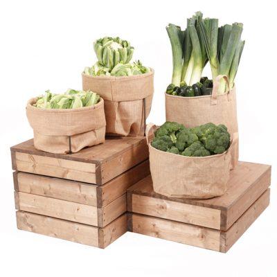 Plinth-display-for-fruit-and-veg