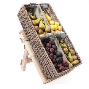 Easel-and-Wicker-Basket-Fruit-and-veg-615
