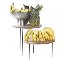 Tropical-fruit-display-on-merchandising-risers