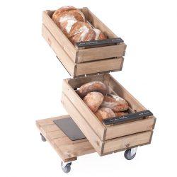 Mobile-Bread-stand