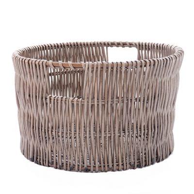 Round-wicker-Basket-Large