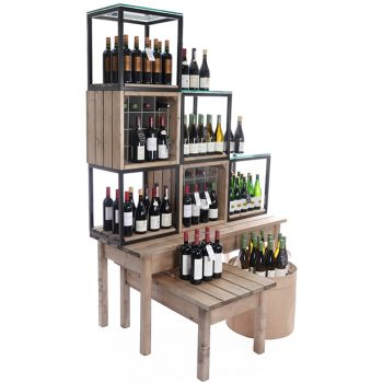 Wine-Cabinet-Stepped-with-extruding-Table-615px