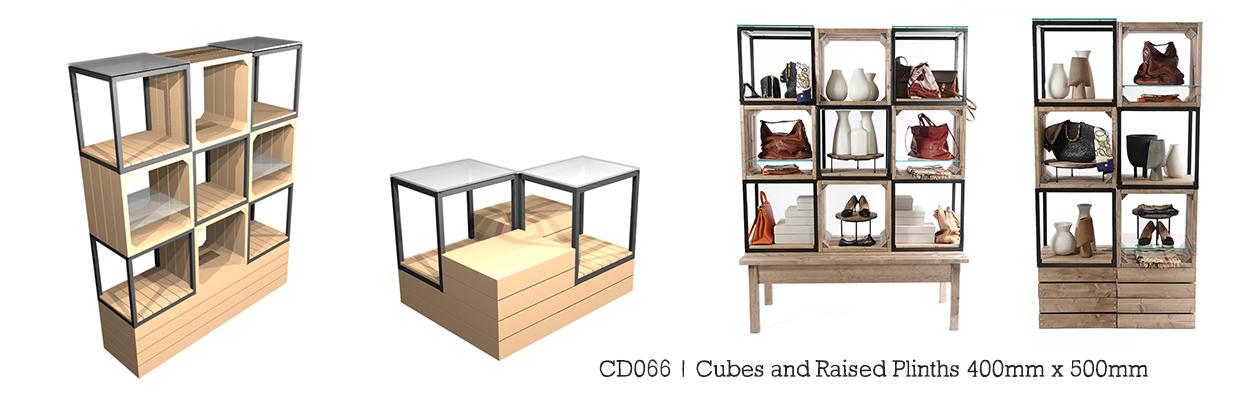 CD066-Cubes-and-Raised-Plinths-400mm-x-500mm