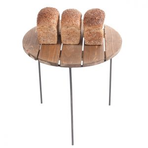 500mm-Merchandise-riser-with-slatted-top-Bakery
